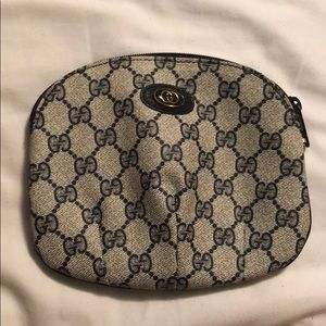 Gucci  women's cosmetic pouch